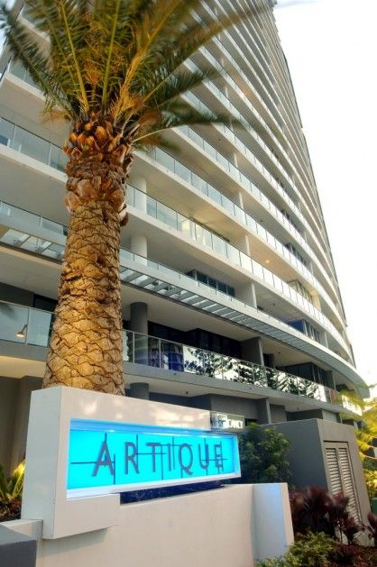 Artique Resort, Broadbeach.  An amazing place to stay or LIVE!