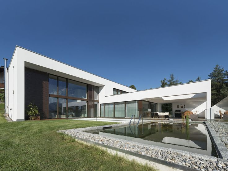 Die besten 25+ Villa mit pool Ideen auf Pinterest modernes Villa