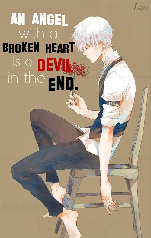 Tokyo Ghoul quotes