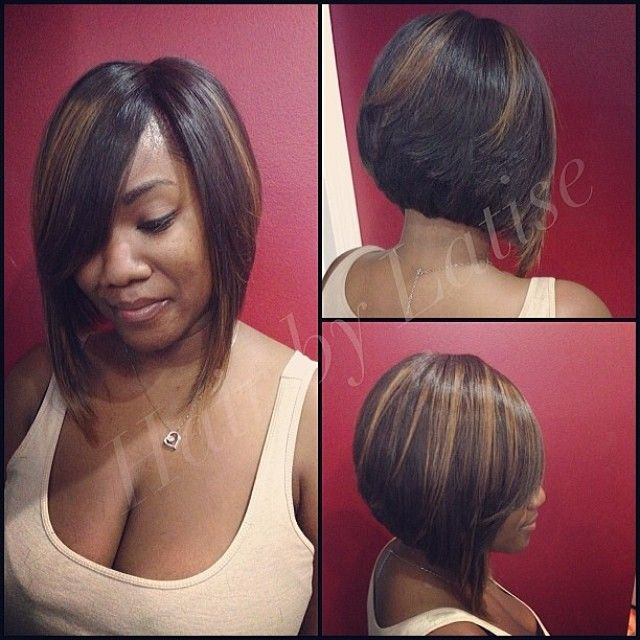 Hair by latise #quickweave