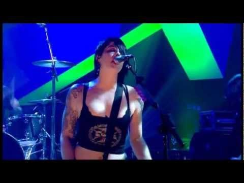 The Distillers - Live Jools Holland 11-14-03