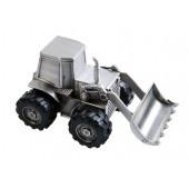 Sparbössa Traktor med frontlastare h 8 cm