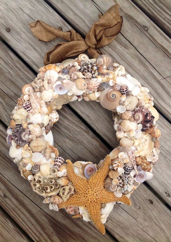 https://www.etsy.com/listing/166657572/beach-decor-coastal-starfish-wreath