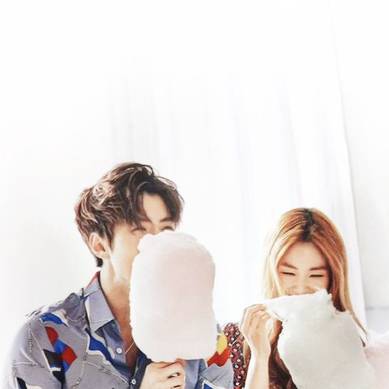 Sehun Irene (Joohyun)