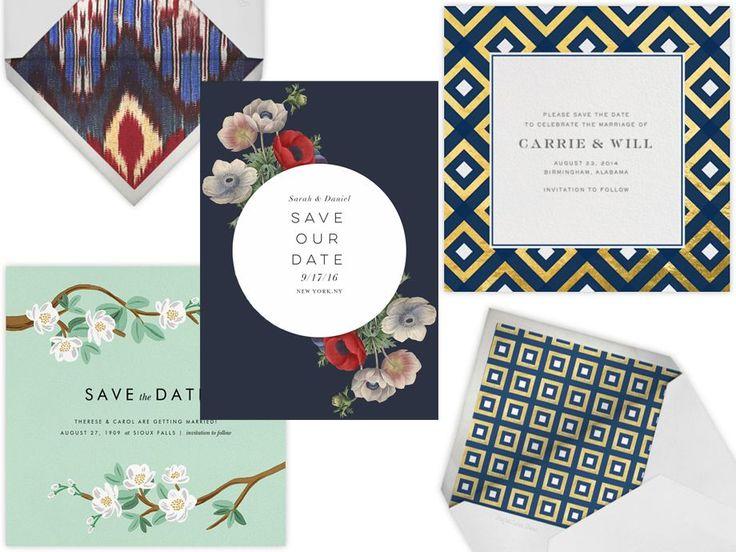 Online Save-the-Date Etiquette (Plus Shop Our Favorites) | TheKnot.com