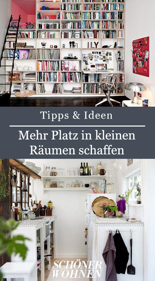 Kleine Raume Einrichten Unsere Besten Tipps Kleine Wohnung Wohnideen Kleine Wohnung Kleine Raume Einrichten