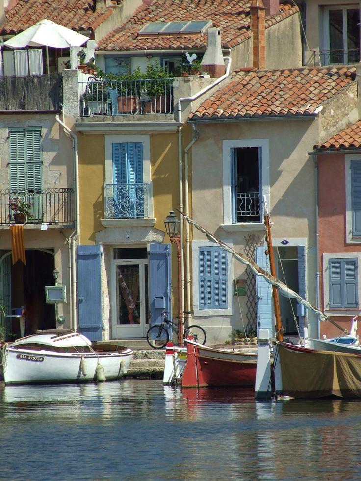 France, Bouches-du-Rhône, Martigues