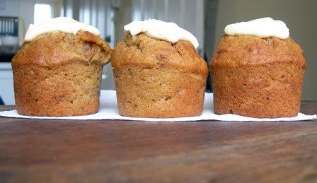 Butternut Squash Muffins Recipe adapted from Jamie at Home, by Jamie Oliver.