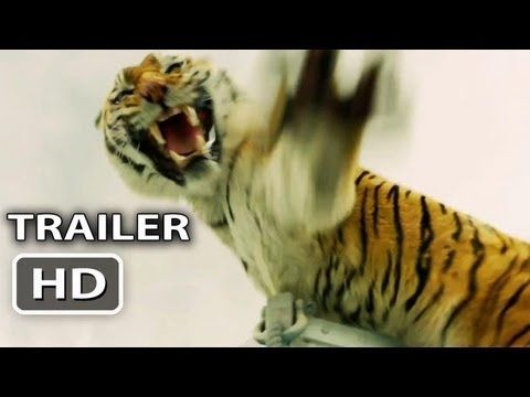 Life of Pi Trailer. An Indian boy named Pi finds himself in the company of a Bengal tiger after a shipwreck sets them adrift in the Pacific Ocean... Join us on Facebook : http://facebook.com/FreshMovieTrailers !    Life of Pi Trailer. The movie, directed by Ang Lee and starring Suraj Sharma, Irrfan Khan, Tobey Maguire and Gérard Depardieu opens No...