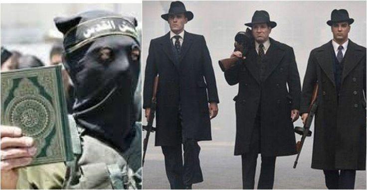 Mafia Gets REVENGE On Jihadis Planning To Kill Infidels On Christian Bridge