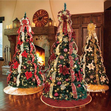 Best 25+ Collapsible christmas tree ideas on Pinterest | Man ...