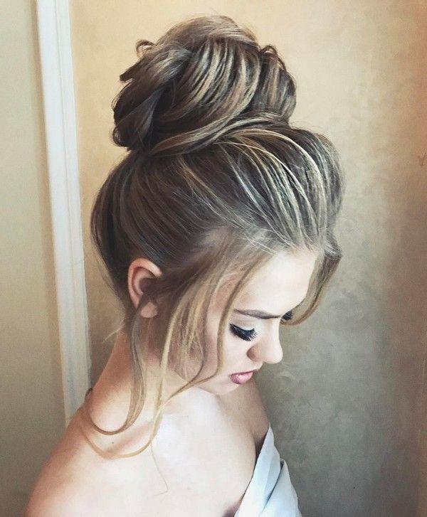 Elstile Long Wedding Hairstyle Inspiration ❤️ http://www.deerpearlflowers.com/elstile-long-wedding-hairstyle-inspiration/