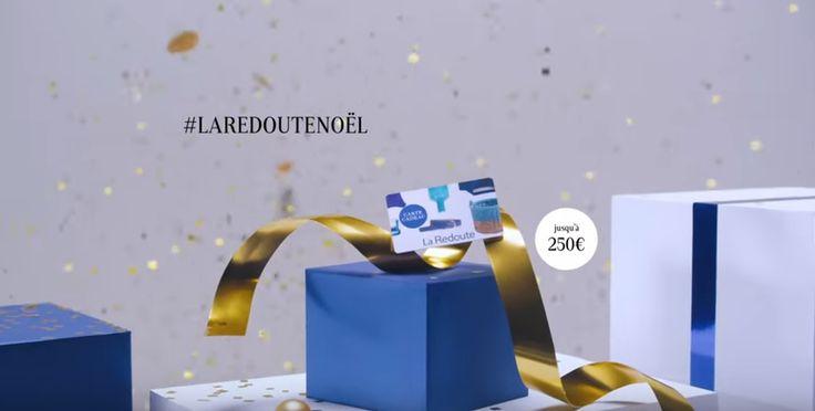 [#LaRedouteNoël] Notre calendrier de l'Avent vient d'ouvrir sa 7ème fenêtre ! Pour gagner cette carte cadeau d'une valeur de 100€, il vous suffit de suivre notre compte La Redoute et de ré épingler le produit dans un de vos boards ! Bonne chance #Noël