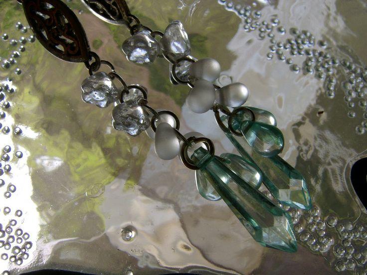 Ohrringe, mint von kunstpause auf DaWanda.com