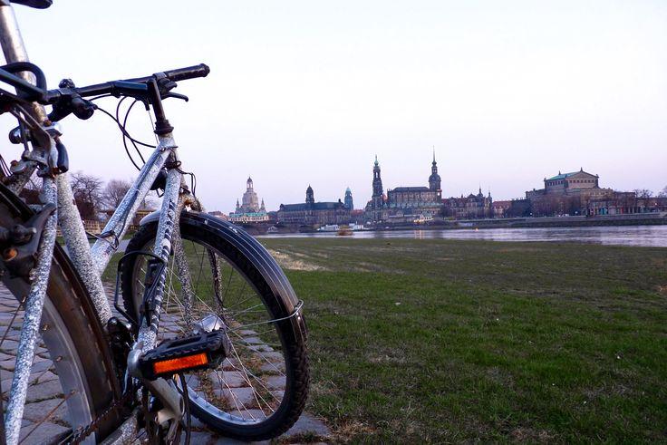 An die Elbe, Dresden - Panasonic Lumix FZ38