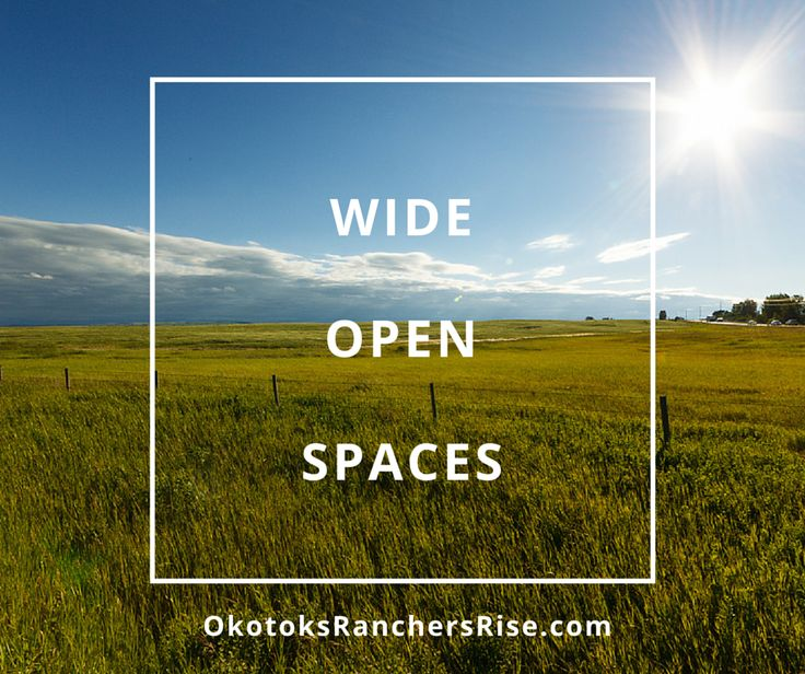 Only 20 minutes from the city of Calgary, Okotoks Ranchers' Rise offers wide open spaces, a small town feel and family friendly values. Check us out! http://dmbox.pro/1SPQScM