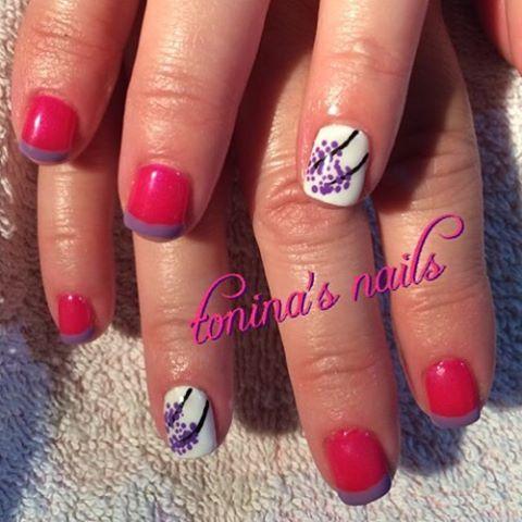 #nail#nails#nailart#nailbling#nailpolish#nailcreation#art#polish#mani#manicure#shellac#shellaccreation#gel#gelnails#frenchnails#frenchmanicure#fashion#toninasnails#girl#glitter#naildesign#nailstagram#nailsoftheday#nailswag#heartnails#easternails