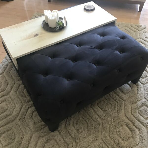 Ottoman Coffee Table Tables