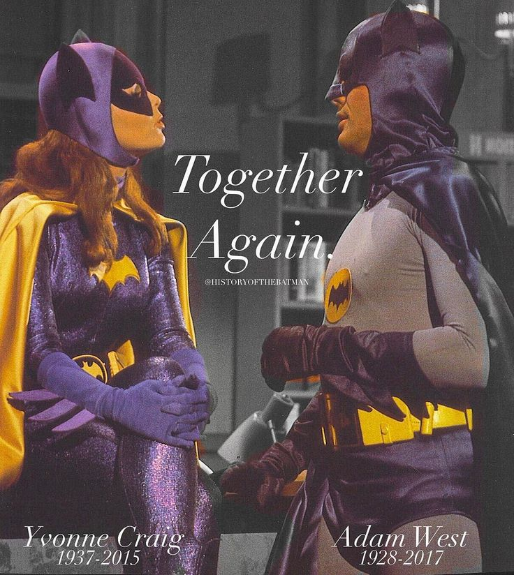 """""""Afternoon Gothamites. Before we begin today's sessions celebrating the career of Adam West who…"""""""