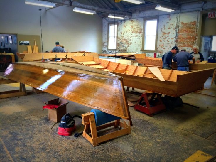 boat building   Center for Traditional Louisiana Wooden ...