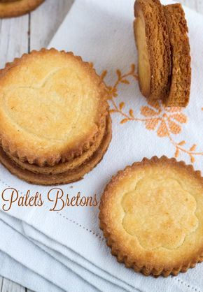 Andante con gusto: Palets Bretons: nostalgie de France