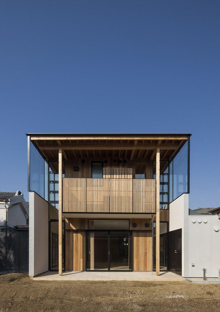 Gallery - Us Residence / Tadashi Suga Architects - 4