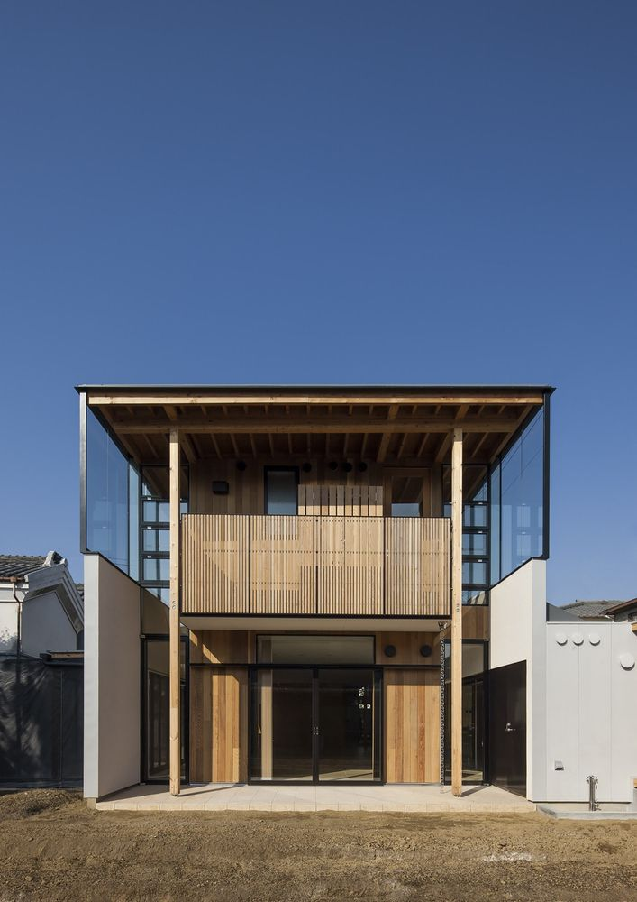 Gallery - Us Residence / Tadashi Suga Architects - 4