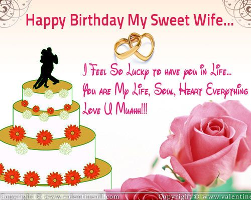 Best 25 Birthday wishes for wife ideas – Birthday Wishes Greeting Cards for Facebook