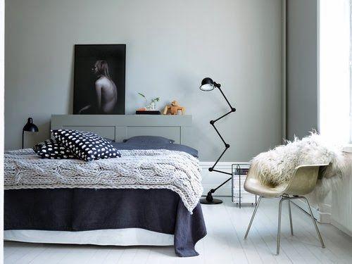sovrum+inspiration+modern+vintage.