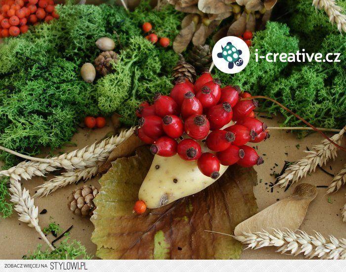 Podzimní tvoření | i-creative.cz - Kreativní online mag… na Stylowi.pl