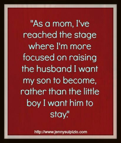 Raising A Son To Be A Fitting Man Quotes