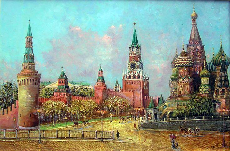 нас постеры с видом кремля связи этим