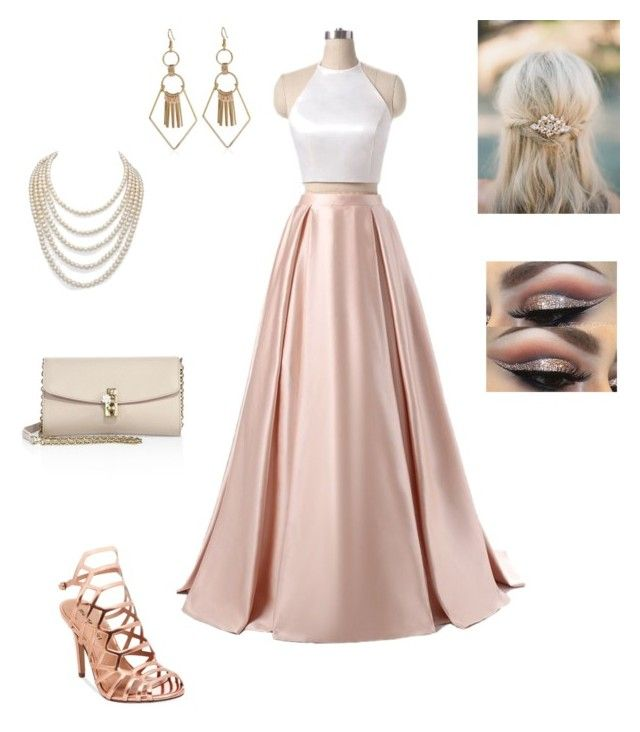 """""""Prom"""" by nat2124 on Polyvore featuring Madden Girl, Dolce&Gabbana and DaVonna"""