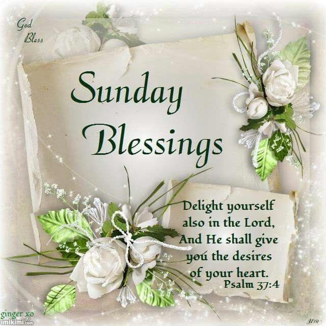 Good Morning Sunday Pick : Sunday blessings psalms pick a day greeting