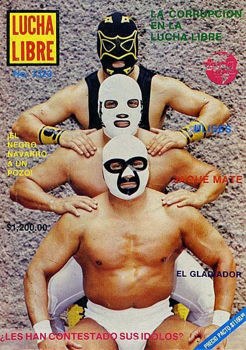 El Gladiador, Jaque Mate, Ulises
