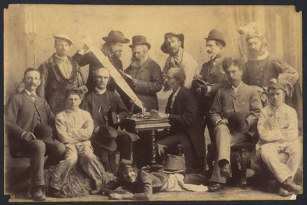 Auckland Amateur Theatricals [group]