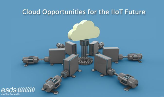 Many companies are now beginning to realize the value that cloud can deliver to IIoT. The article discusses how #CloudComputing can improve producive efficiency of the #industry #internet of things or IIoT.