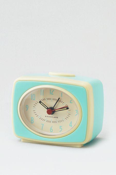 Cute American Eagle Outfitters Kikkerland Retro Alarm Clock! #affiliate