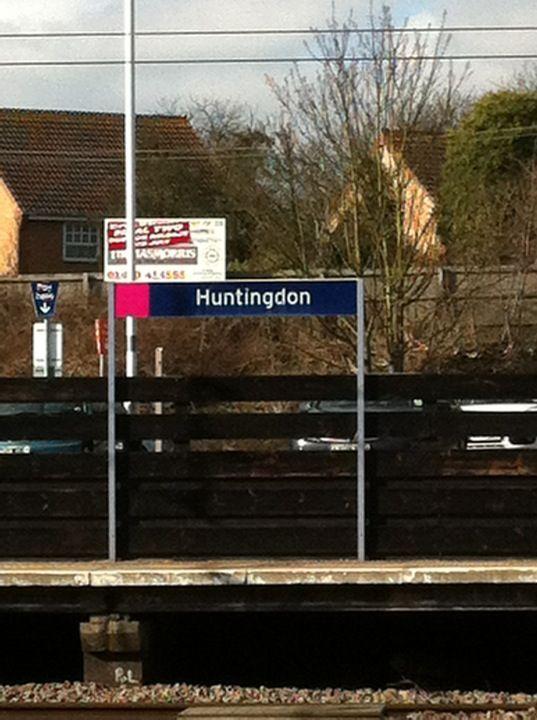 Huntingdon was my first actual military duty station.  (RAF Alconbury).