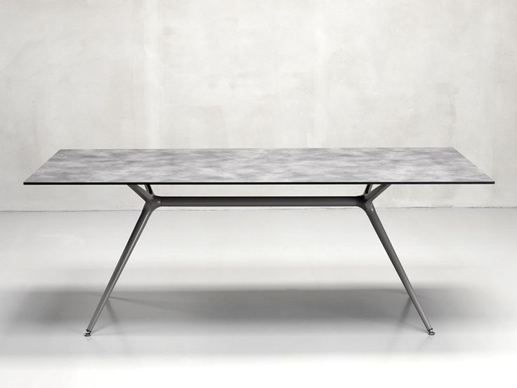 rectangular table Metropolis xl, Metropolis collection to manufacturer Scab Design