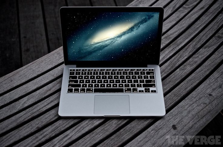 13-inch MacBook Pro with Retina display review vrge.co/ToPoDH