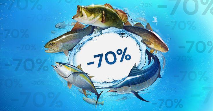Wyprzedaż -70% w Na Ryby https://grynank.wordpress.com/2015/04/26/wyprzedaz-70-w-na-ryby/ #gry #nk #naryby