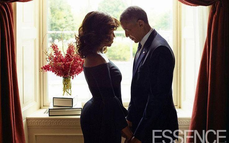 Barack and Michelle Obama's Essence photoshoot lights up social media