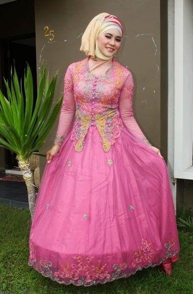 Ayo Lihat Model Kebaya Muslim Modern Untuk Anda Wanita Gemuk