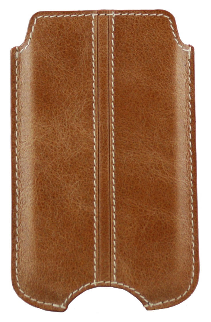 The classic brown with a white twist. iPhone case by dbramante 1928, see more of our product range at http://www.dbramante1928.com