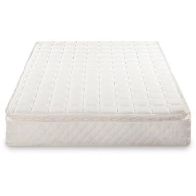 Coil Spring Pillow Top Mattress 10 Inch Bed Soft Supportive Sleep Queen Bed New
