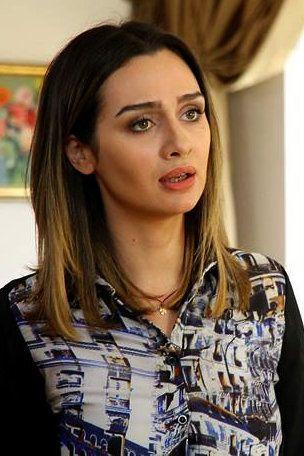 "Birce Akalay - ""Küçük Ağa"" TV Series 2014/2015"