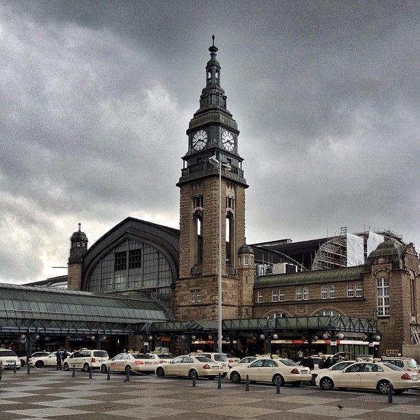 Hamburg Hauptbahnhof in Hamburg, Hamburg