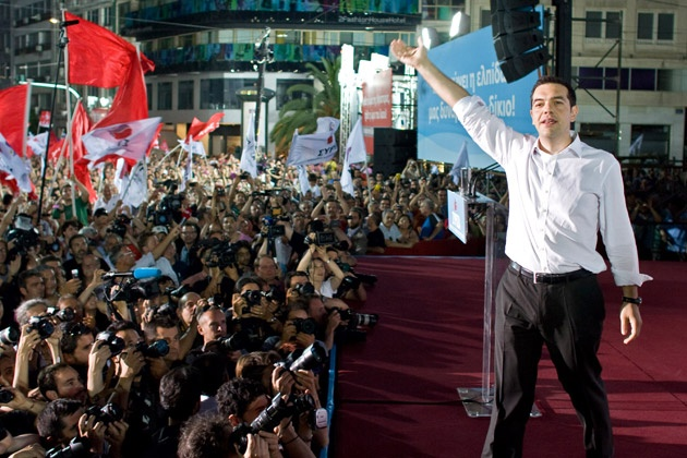 Greece Teeters on Precipice as Rebels Face Old Guard