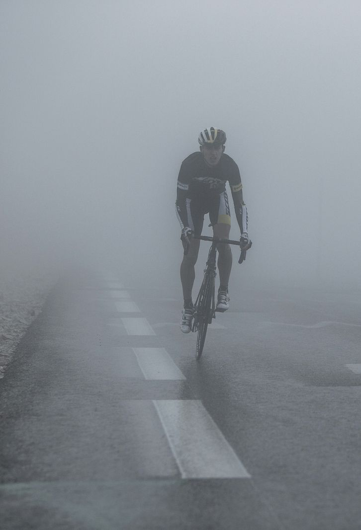 #SCOTT #bikes There's no bad weather - there's just wrong clothing.